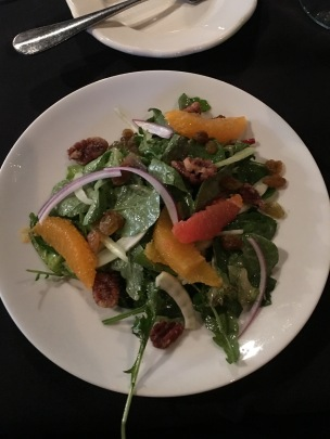 citrus summer salad